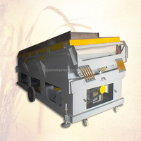 Gravity separator seed separating machine gravity tables