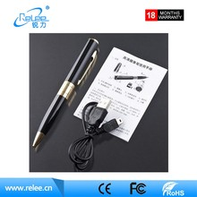 Super thin mini usb pen digital camera high quality pinhole cctv pen camera