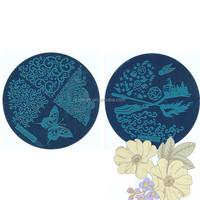 New nail stamping plates stamping nail art