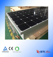 100% TUV Standard Mono Water Solar Panels Factory Direct 275w