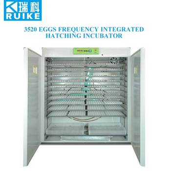 Good Quality Automatic Poultry Incubator Egg for 3520 Eggs