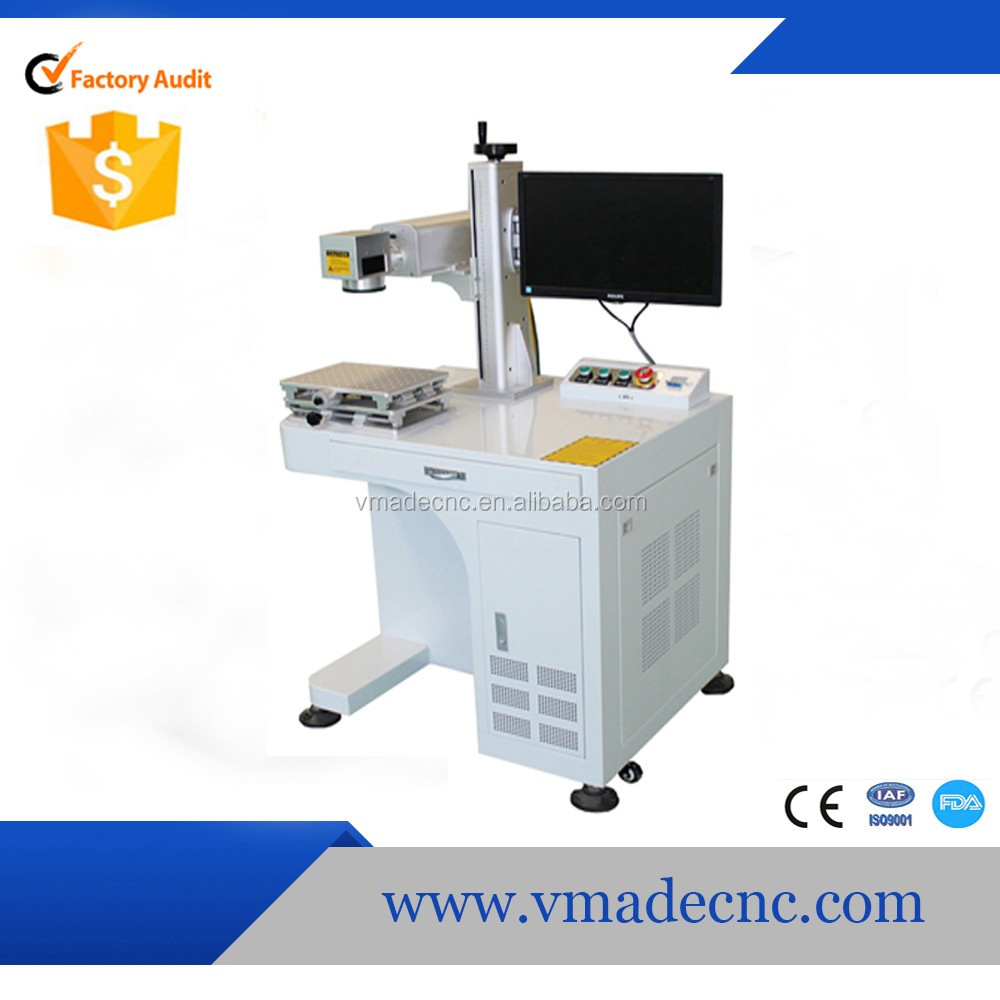cheap price mope colorful marking machine/steel aluminum laser marking machine fiber color laser marking machine JPT