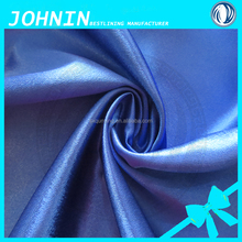 to dubai market shaoxing textile 2016 latest 100% polyester satin fabric for making dresses