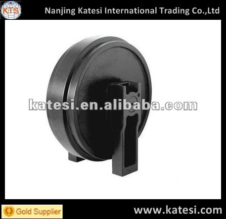 High quality Kato HD700 Excavator part Front Idler