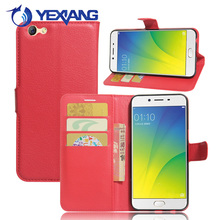 Wallet Stand Cover Flip Leather Case For Oppo F3, Case Cover for OPPO F3