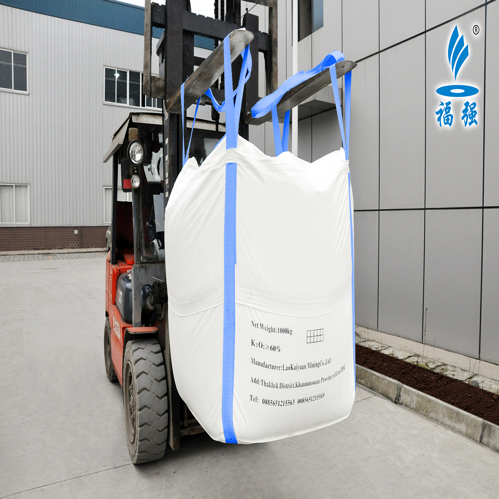 Fuqiang 1 ton 1.5 ton 2 ton cheap grain 100% polypropylene woven breathable 1 ton bulk bag