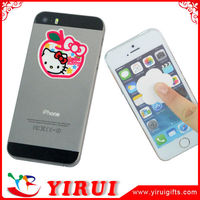 low price high quality magic cellphone screen cleaner in die cute