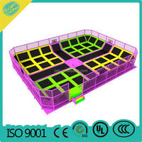 kids Large outdoor Trampoline , Indoor Trampoline