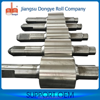 pearlitic nodular cast iron roll