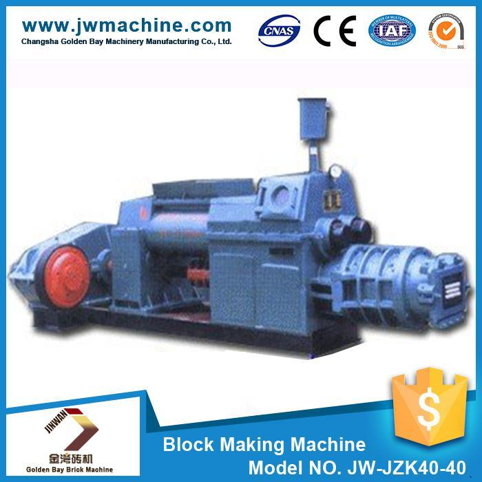Factory supply 4200*1400*1400 mm 177KW hoffman kiln automatic clay brick making machine