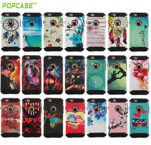 low price china mobile phone shockproof PC+TPU mobile phone shell for Iphone7,Iphone7plus
