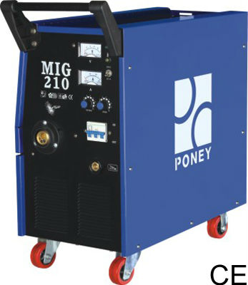 ce approved steel material mig welding machine with accessories--poste+a+souder+mig+occasion