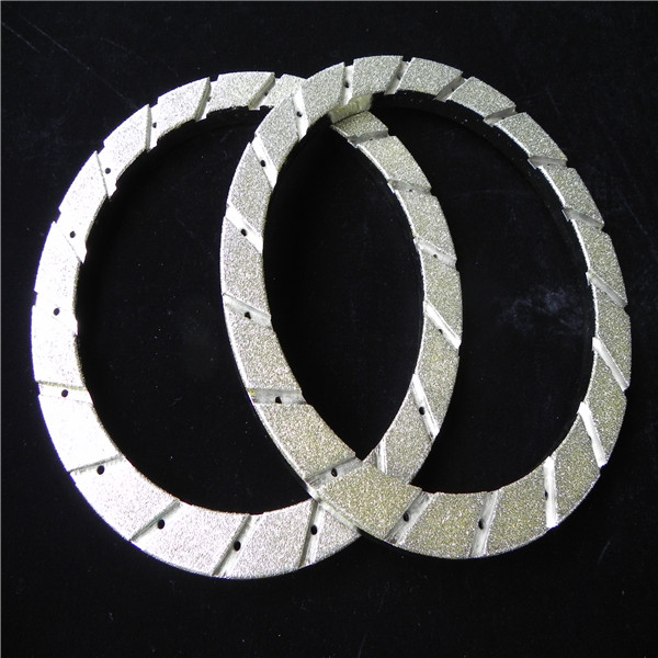 frequently used diamond grinding wheel for sharpening carbide tools