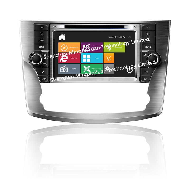 Car DVD player with GPS for Toyota Avalon 2012 with design similar to Windows8