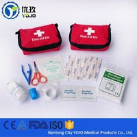 Health Products Emergency Medical Bag , Medical Kit