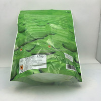 Rice Pakaging Bag/Resalable standing bag/ food packaging with zipper