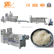Double Screw Artificial rice extrusion machine/Machine/Plant/Machinery