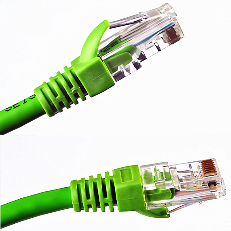 Glory 2m short <strong>network</strong> rj45 8P8C cat6 cctv cable