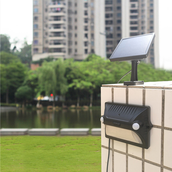 solar home light 12 LED Wireless Waterproof Motion Sensor Outdoor Light for Patio, Deck, Yard, Garden with Motion Activated