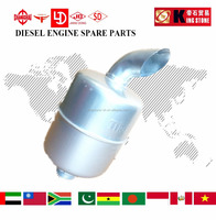 Tractor diesel engine heavy quality silencer spare parts