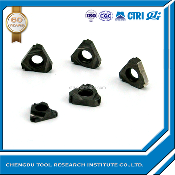 bearing seal groove insert RS insert