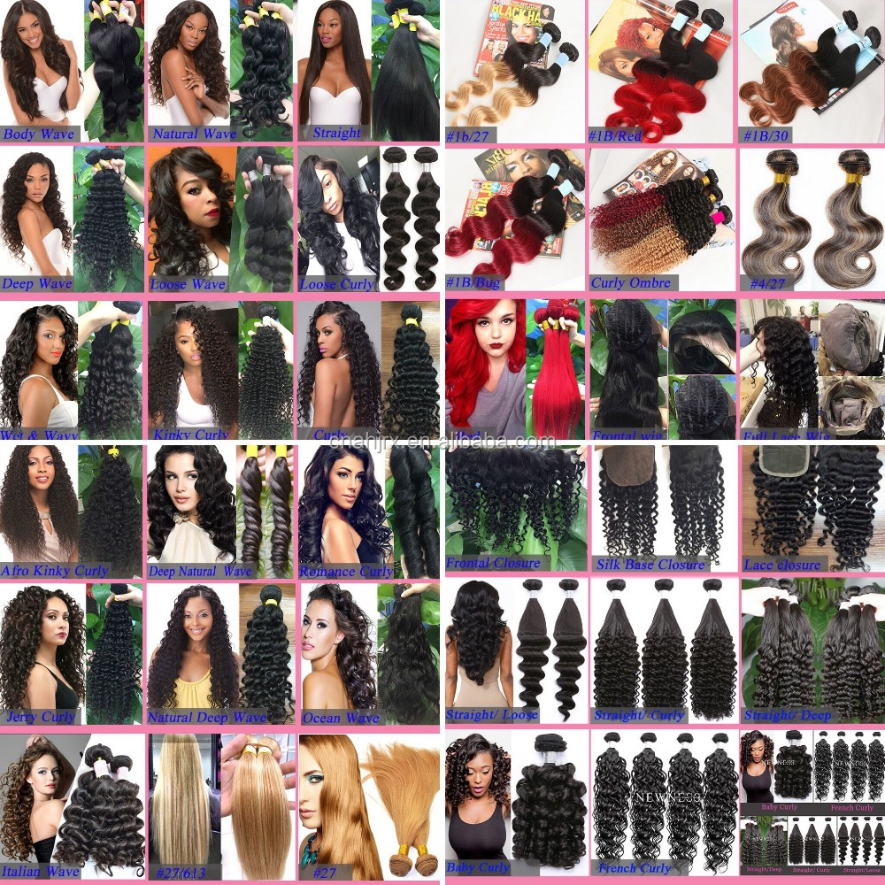wholesale cheap brazilian human hair straight/ wavy/ body wave/ deep wave / lace closure with wholesale price