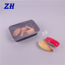 utility disposable plastic soft office lunch box