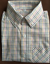 new model cotton plaid boys casual shirts