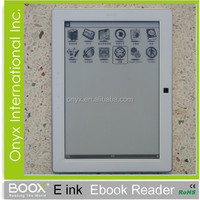 9.7 inch e-reader with stylus like amazon kindle