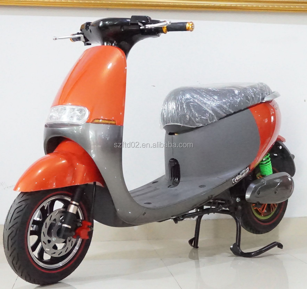 MiLG GoGo 800w battery moped 50km/h jonway electric scooter