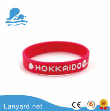 Hot seller custom promotion silicone wristband