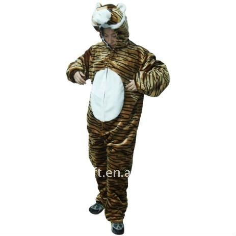adult plush animal costume