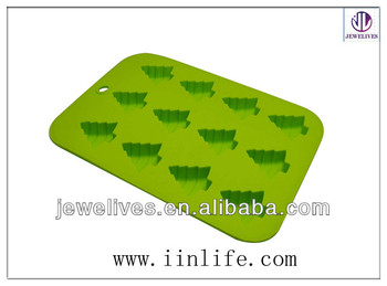 European hot-selling silicone custom ice cube tray/ice mould