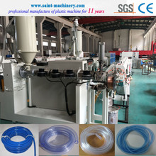 pvc garden pipe making machine with price