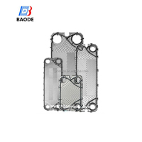 gea exchange gas liquid plate heat exchanger gasket and plate