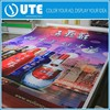 Shanghai Facotry Advertising High Quality Adhesive Poster Printing for Sale