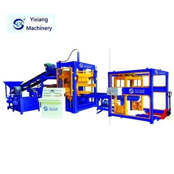 Good Quality Paver Block Making Machine For Sale