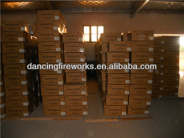 2013 wholesale battery fireworks cake