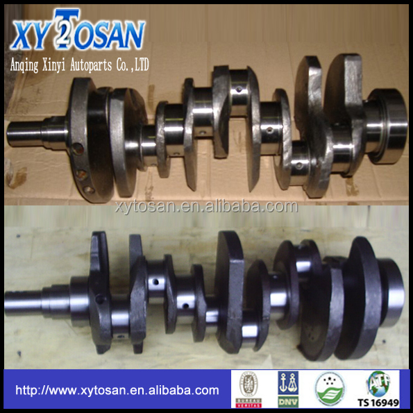 Engine Crankshaft for MITSUBISHI 6G74 MD305941