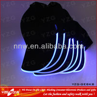 custom bright led Promotional led hat carnival hat baseball cap