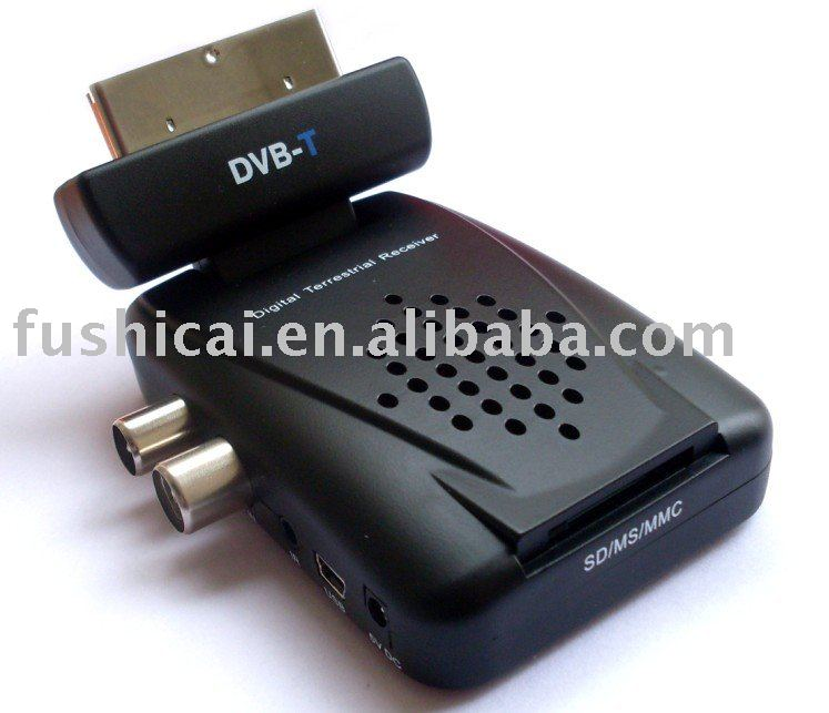 scart dvbt with SD card/USB