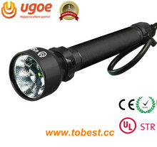 UGOE CREE XML-L2 underwater scuba 2 hours runtime 3 watt cree led flashlights