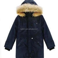 Wholesale Latest Winter Women Parka Coat