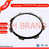 factory sale clutch plate motorcycle,famous brand YH clutch plate,Cd70 India Clutch Disc