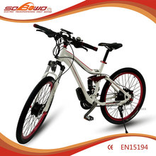 LCD panel with 5 speed assistance city bike 250W/350W