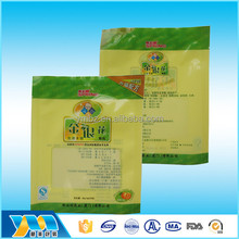 Chinese wholesale plastic honeysuckle food packing herbal bags