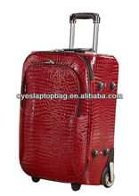 quality high end vintage luggage trolley luggage brands