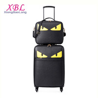 XBL Custom Guangzhou Leather Vintage Luggage
