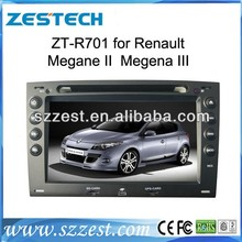 ZESTECH auto dvd gps navigation for renault megane car multimedia