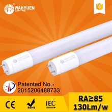 free sample 130 lux 18w PC 5w t5 led tube light film porno japan with ce rohs iec t8 led tube light